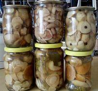 соленые белые грибы на зиму рецепт #5