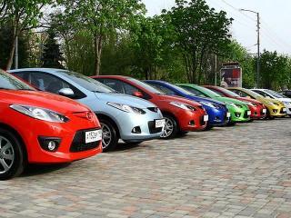 Какого цвета у вас машина?