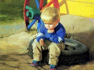 Вспоминая детство…