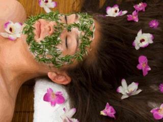 Натуральная косметика. Травяные маски для лица