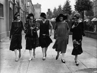 История моды. Мода между двумя мировыми войнами