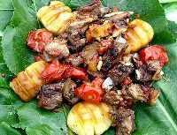 Оригинальное второе блюдо из национальной украинской кухни