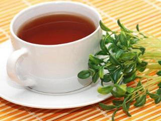 Настойки и чаи для похудения