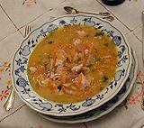 (Рецепты рыбных супов)