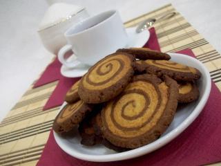 Кофейно-сливочное печенье. Рецепт с фото