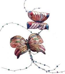 Рукоделие: техника росписи по стеклу