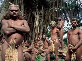 Аборигены острова Ифалук выражают свои чувства, как никто другой на земле