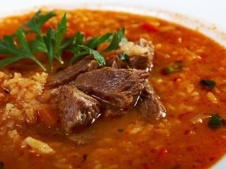 Суп харчо «по-домашнему»