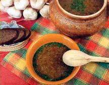 рецепты супов борщей и солянок
