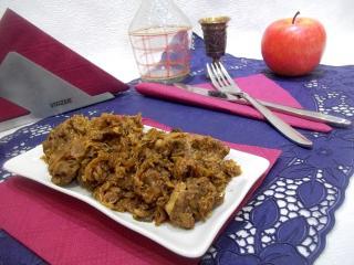 Тушеная телятина с савойской капустой. Рецепт с фото