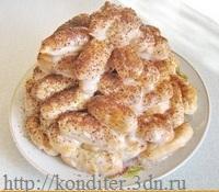 """Торт """"Поленница"""" – кулинарный рецепт"""