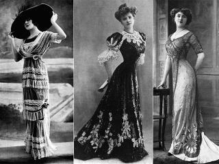 История моды. Модерн