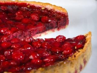 Фруктовый пирог. Вкусный рецепт выпечки