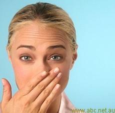 продукты запаха изо рта
