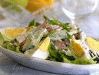 Вкусные рецепты простых салатов