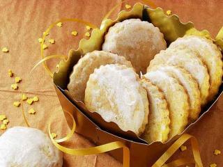 Пирог Медовик с лимонной цедрой