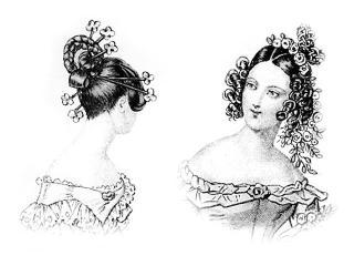 История моды. История женской прически в терминах (продолжение)