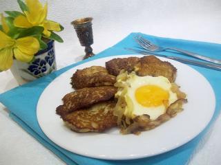 Картофельные оладьи – драники. Рецепт с фото