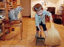 Домашние питомцы для ребенка