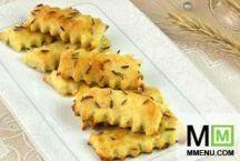 Сладкое картофельное печенье – кулинарный рецепт