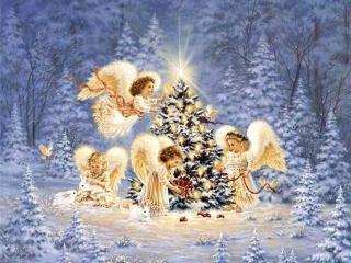Как наступает Рождество?