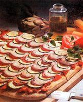 (Рецепт пиццы для микроволновой печи)