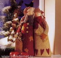 Рукоделие: подарки к Новому году и Рождеству