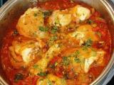 Не знаете, какое блюдо из курицы приготовить? Курица по-средиземноморски - лучший выбор!