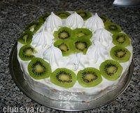 (Рецепты праздничных тортов)