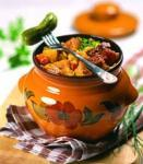 Вкусный рецепт овощей с индейкой. К праздничному столу