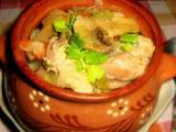 Филе курицы в какао со специями – кулинарный рецепт