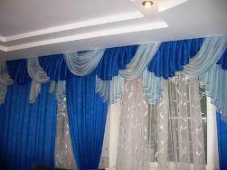 Уютный дом: шторы в интерьере