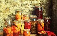 Консервирование овощей и плодов