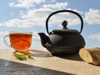 Лечебные чаи для похудения