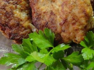 Из фарша можно приготовить отличное блюдо - зразы по-домашнему