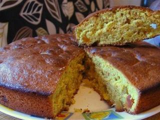 Имбирный пирог с цукатами: рецепт и приготовление