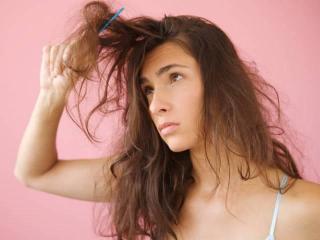 Сухие волосы. Косметические средства для ухода за сухими волосами