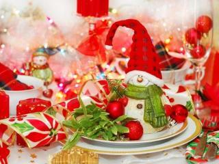 Как встретить Новый 2016 год Обезьяны: блюда и сервировка новогоднего стола
