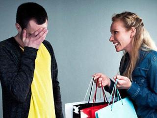Семейный бюджет, или как остановить жену-транжиру? (семейные отношения)