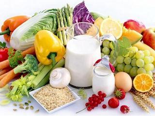 Какие продукты должны быть в рационе питания