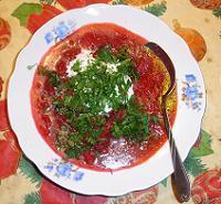 борщ рецепт с квашеной капустой с фото пошагово #12