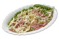 (Простые рецепты салатов наших читателей)