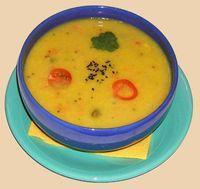 Вкусный быстрый рецепт супа. Детское питание. Диетическое питание