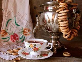 Когда в России появился чай