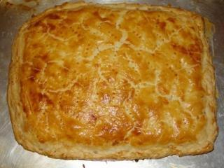 Картофельный пирог. Рецепты выпечки. Постное блюдо