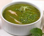Вкусный простой рецепт супа. Русская кухня. К весеннему столу