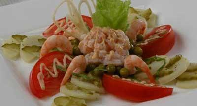 Вкусный рецепт салата.lt;brgt; Закусочное блюдо