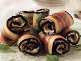 Блюда из баклажан - рулетики, фаршированные баклажаны для повседневного и праздничного меню.