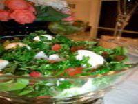 Вкусный  быстрый рецепт  салата. Весенний стол