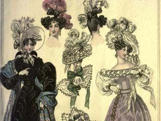 История моды: от появления первых модных тенденций до наших дней (костюмы, прически, макияж)